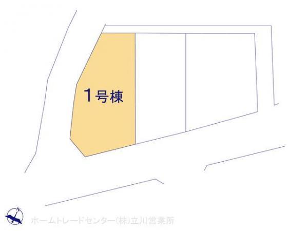 新築戸建 東京都青梅市柚木町2丁目274-2 JR青梅線二俣尾駅 1980万円