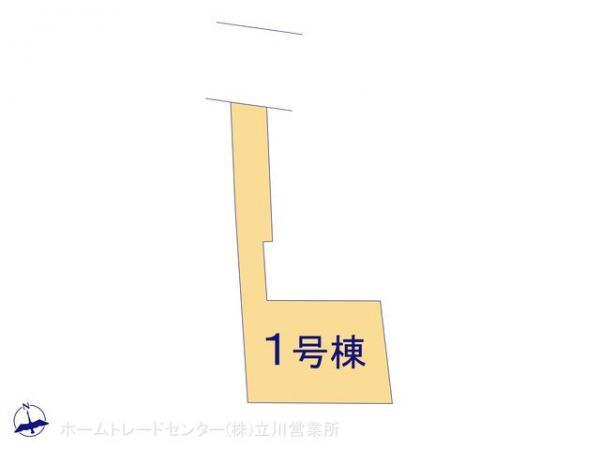 新築戸建 東京都昭島市昭和町3丁目13 JR青梅線昭島駅駅 3990万円