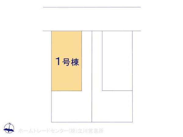 新築戸建 東京都青梅市大門3丁目7 JR青梅線河辺駅駅 3280万円