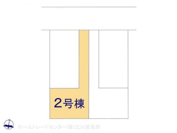 新築戸建 東京都青梅市大門3丁目7 JR青梅線河辺駅駅 2980万円
