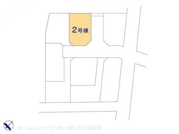 新築戸建 東京都昭島市拝島町4丁目21 JR青梅線拝島駅駅 3180万円