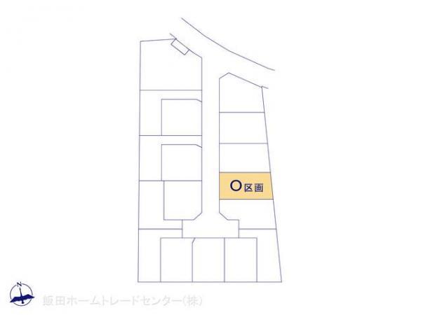 土地 東京都西東京市栄町1丁目9-24 西武池袋線ひばりケ丘駅駅 3890万円