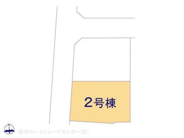新築戸建 東京都府中市是政5丁目21 西武多摩川線是政駅駅 3780万円