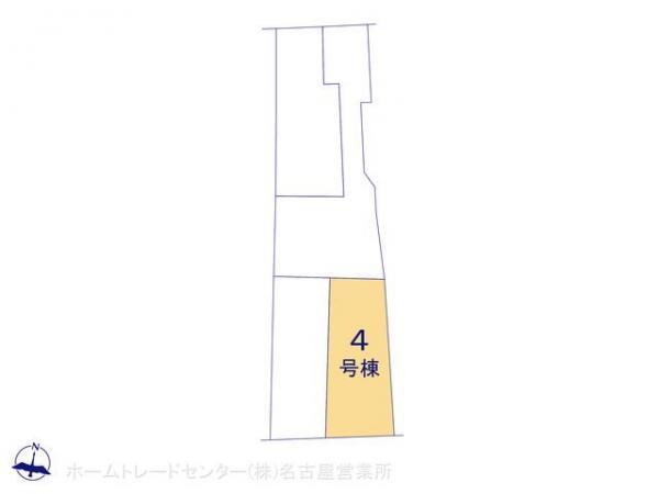新築戸建 愛知県瀬戸市京町2丁目9-9 名鉄瀬戸線瀬戸市役所前駅駅 2880万円