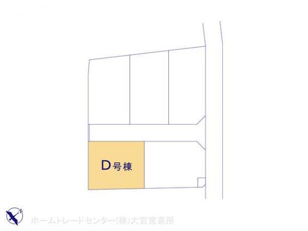 新築戸建 埼玉県上尾市大字地頭方592-2 JR高崎線上尾駅駅 2380万円