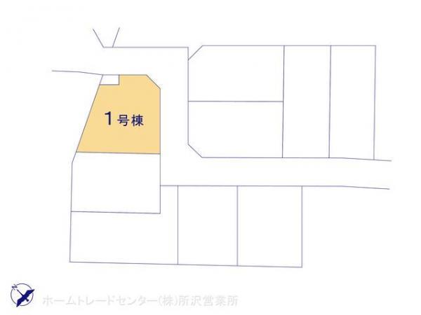 新築戸建 埼玉県川越市大字今福740-1 JR川越線川越駅駅 2480万円