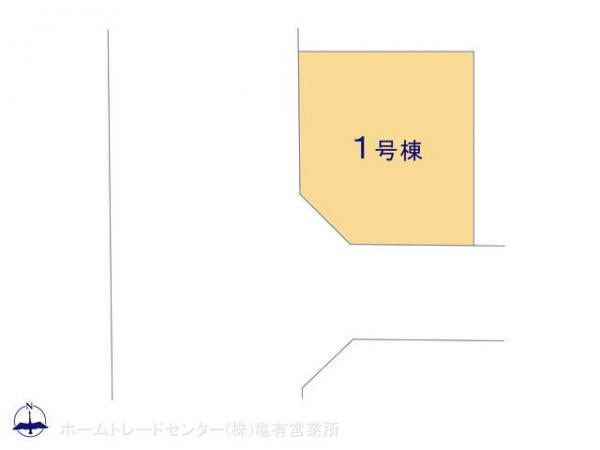 新築戸建 東京都江戸川区東葛西4丁目50 東西線葛西駅駅 4990万円
