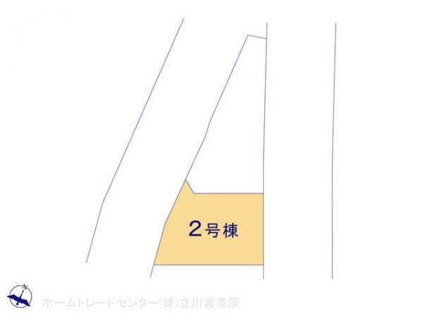 新築戸建 東京都日野市大字日野398 JR中央線日野駅駅 3290万円