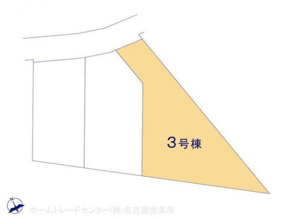 新築戸建 愛知県知多市新舞子字竜89-3 名鉄常滑線新舞子駅駅 2190万円