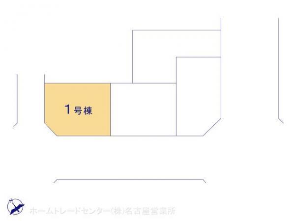 新築戸建 愛知県常滑市保示町5丁目134 名鉄常滑線常滑駅駅 2290万円