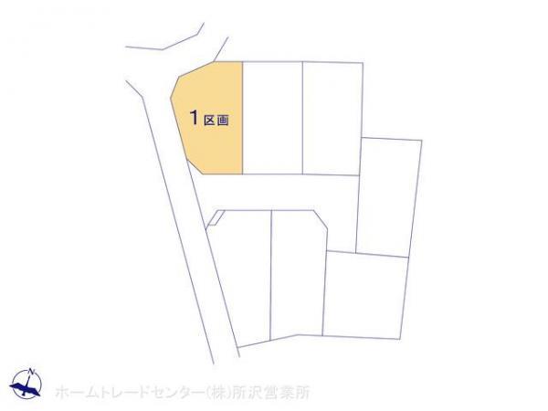 土地 埼玉県入間市大字小谷田83-1 西武池袋線入間市駅 1370万円