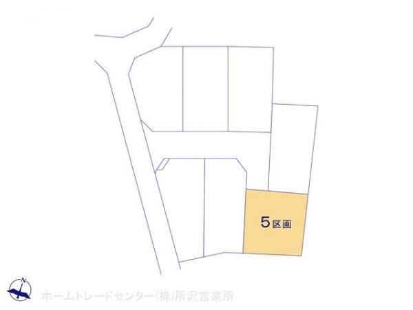土地 埼玉県入間市大字小谷田83-1 西武池袋線入間市駅駅 1100万円