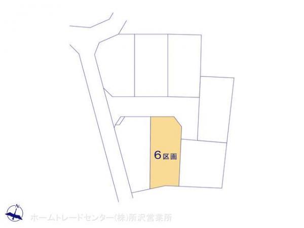 土地 埼玉県入間市大字小谷田83-1 西武池袋線入間市駅駅 1180万円