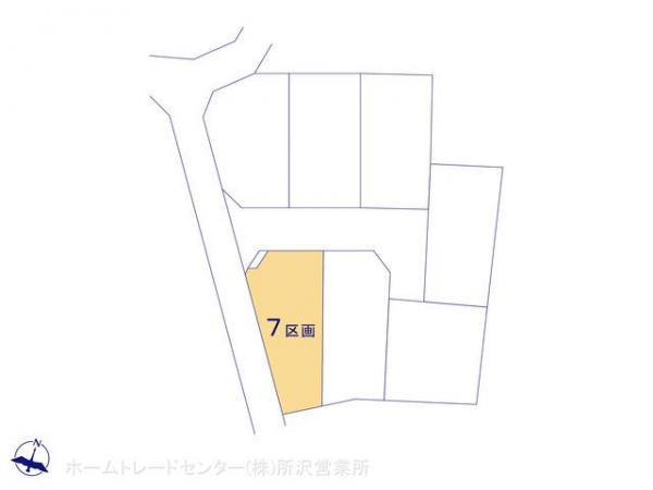 土地 埼玉県入間市大字小谷田83-1 西武池袋線入間市駅 1090万円