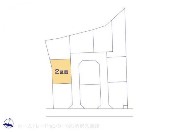 土地 埼玉県飯能市大字双柳644-8 西武秩父線東飯能駅駅 1750万円