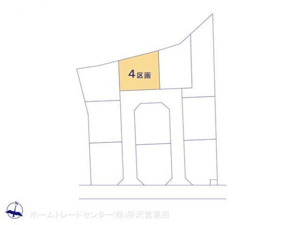 土地 埼玉県飯能市大字双柳644-8 西武秩父線東飯能駅駅 1850万円