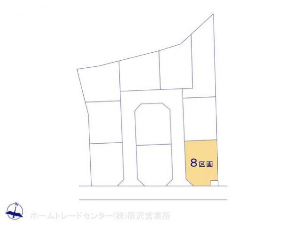 土地 埼玉県飯能市大字双柳644-8 西武秩父線東飯能駅駅 1950万円