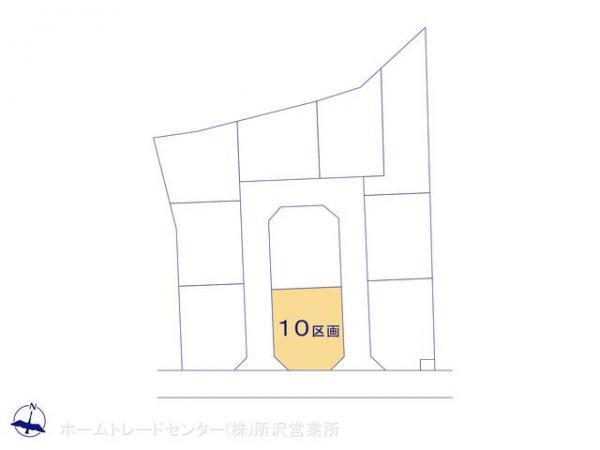 土地 埼玉県飯能市大字双柳644-8 西武秩父線東飯能駅駅 1980万円