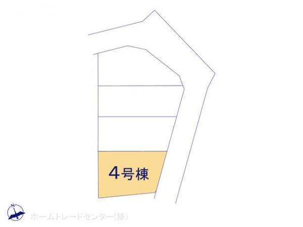 新築戸建 東京都多摩市落川1271-2 京王線聖蹟桜ヶ丘駅駅 3780万円