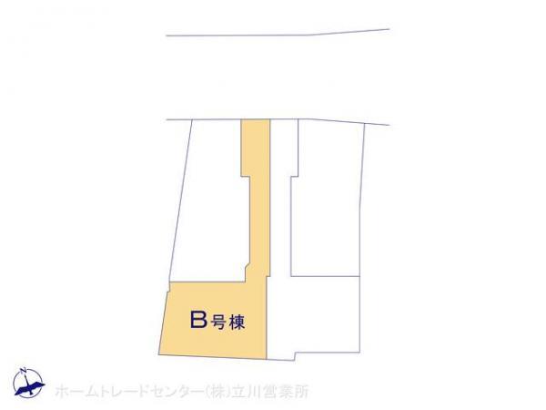 新築戸建 東京都昭島市東町5丁目6-3 JR青梅線西立川駅駅 3780万円