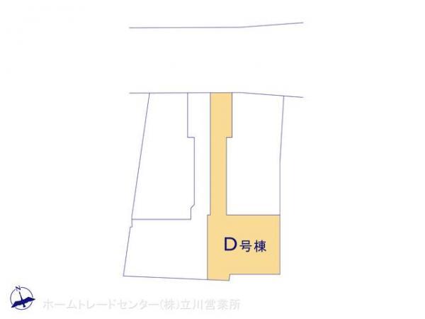 新築戸建 東京都昭島市東町5丁目6-3 JR青梅線西立川駅駅 3880万円