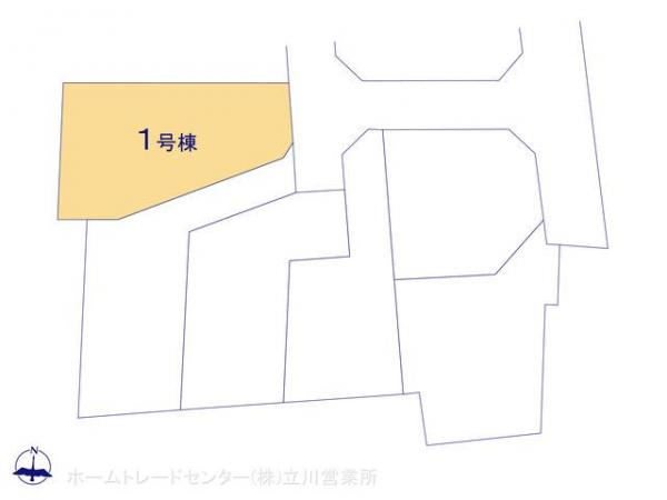 新築戸建 東京都青梅市師岡町2丁目345-1 JR青梅線河辺駅駅 3080万円