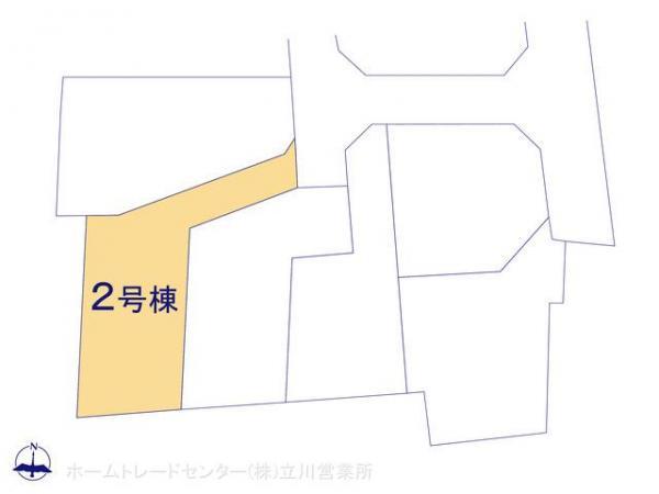 新築戸建 東京都青梅市師岡町2丁目345-2 JR青梅線河辺駅駅 2680万円