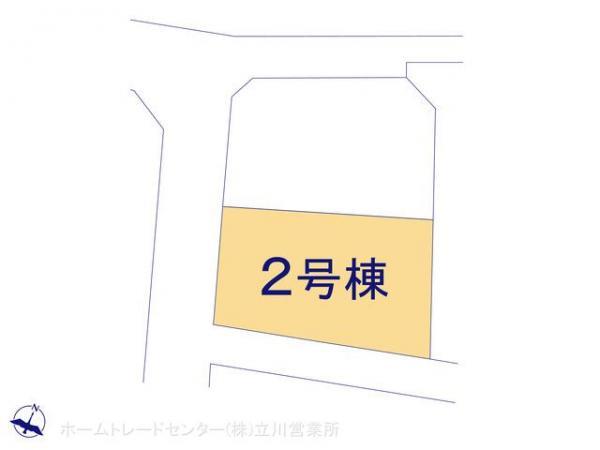 新築戸建 東京都青梅市大門1丁目547-7 JR青梅線河辺駅駅 3030万円