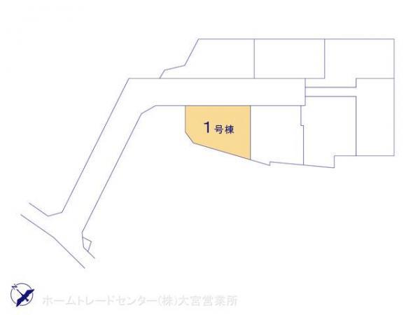 新築戸建 埼玉県さいたま市見沼区大字御蔵792-1 JR京浜東北線大宮駅駅 3080万円
