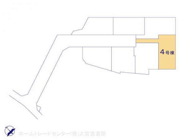 新築戸建 埼玉県さいたま市見沼区大字御蔵791-1 JR京浜東北線大宮駅駅 2680万円