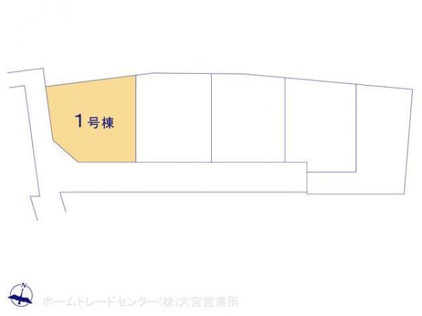 新築戸建 埼玉県上尾市大字地頭方496 JR高崎線上尾駅駅 2180万円