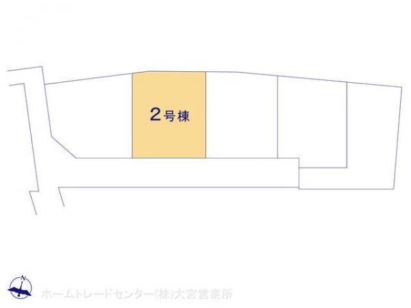 新築戸建 埼玉県上尾市大字地頭方496 JR高崎線上尾駅駅 2080万円