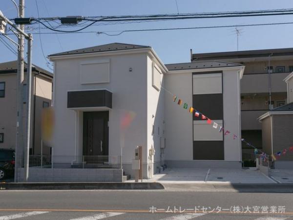 新築戸建 埼玉県上尾市小泉9丁目4-37 JR高崎線北上尾駅 2180万円