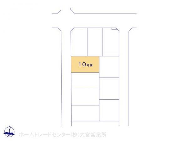 新築戸建 埼玉県鴻巣市北新宿1103 JR高崎線行田駅 2090万円