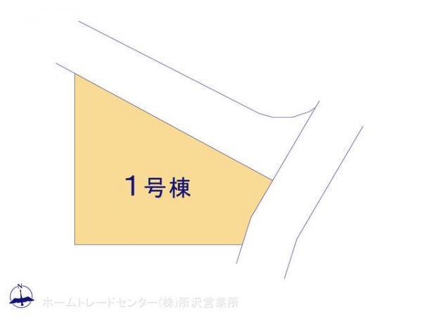 新築戸建 埼玉県所沢市大字下安松187-51 JR武蔵野線東所沢駅駅 2880万円