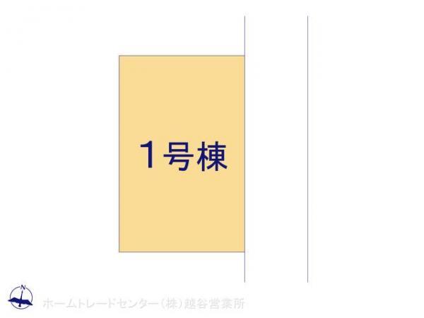新築戸建 埼玉県吉川市大字保846-5 JR武蔵野線吉川駅駅 2680万円