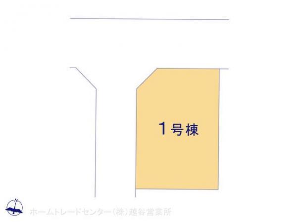 新築戸建 埼玉県吉川市栄町1354-5 JR武蔵野線吉川駅駅 2830万円