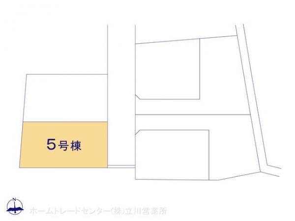 新築戸建 東京都八王子市上壱分方町4-18 JR中央線西八王子駅 2080万円