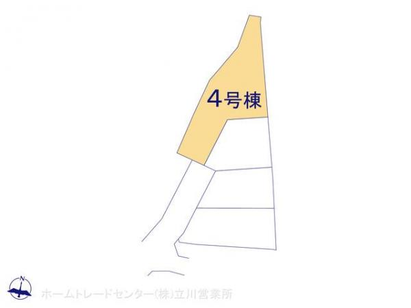 新築戸建 東京都八王子市打越町1521-61 JR横浜線片倉駅 3290万円