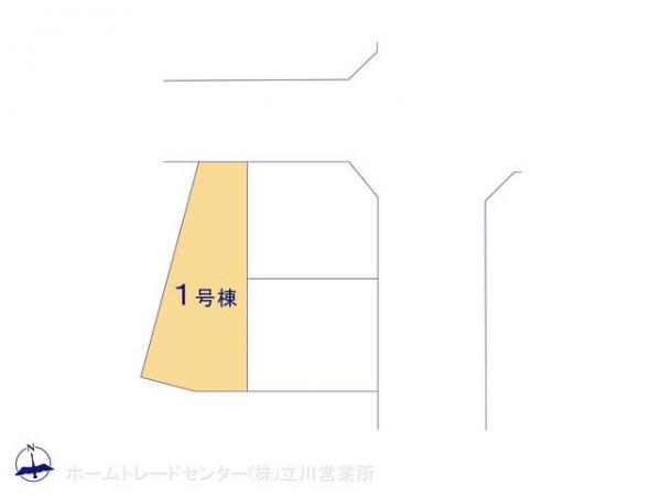 新築戸建 東京都日野市大坂上4丁目3-15 JR中央線日野駅 3180万円