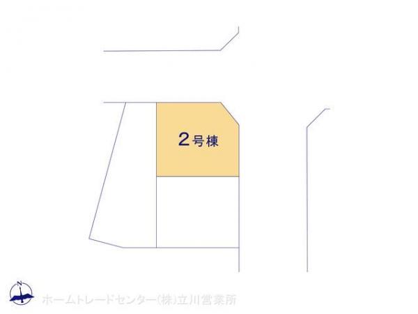 新築戸建 東京都日野市大坂上4丁目3-15 JR中央線日野駅 3190万円