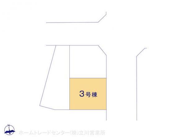 新築戸建 東京都日野市大坂上4丁目3-15 JR中央線日野駅 3090万円