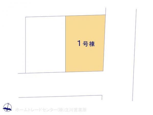 新築戸建 東京都八王子市初沢町1263-3 JR中央線高尾駅 3480万円