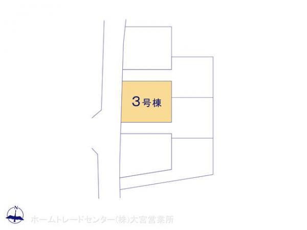 新築戸建 埼玉県白岡市白岡906-1 JR東北本線(宇都宮線)白岡駅駅 2990万円