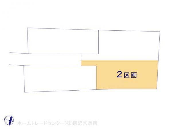 土地 埼玉県入間市宮寺1767-2 西武池袋線小手指駅 1480万円