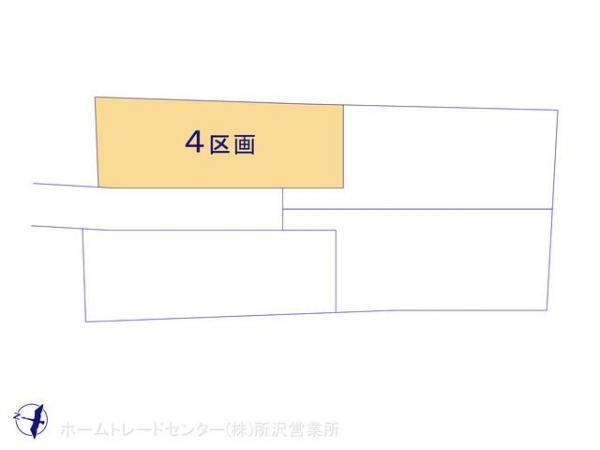 土地 埼玉県入間市宮寺1767-2 西武池袋線小手指駅 1580万円