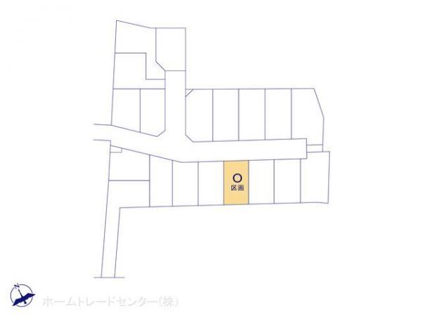 土地 埼玉県新座市畑中1丁目9-46 JR武蔵野線新座駅 2290万円