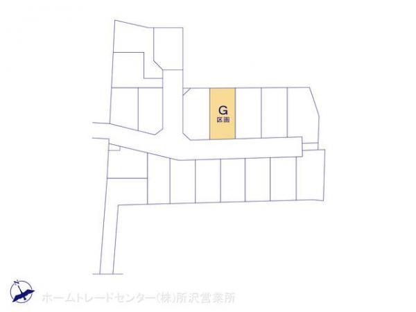 土地 埼玉県新座市畑中1丁目9-46 JR武蔵野線新座駅 2690万円