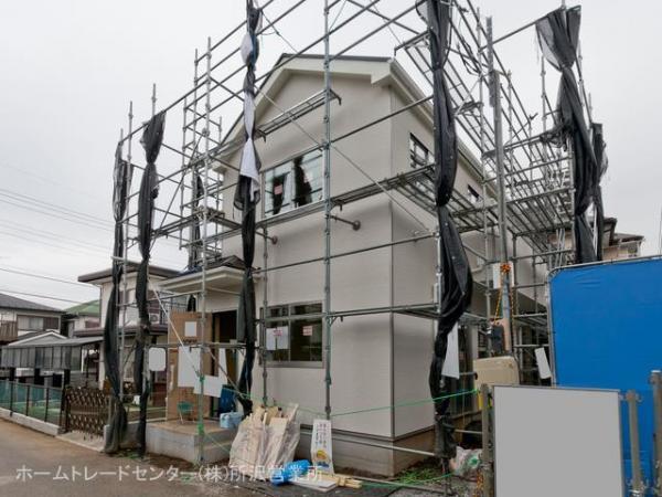 新築戸建 埼玉県所沢市大字牛沼83-5 JR武蔵野線東所沢駅 2490万円