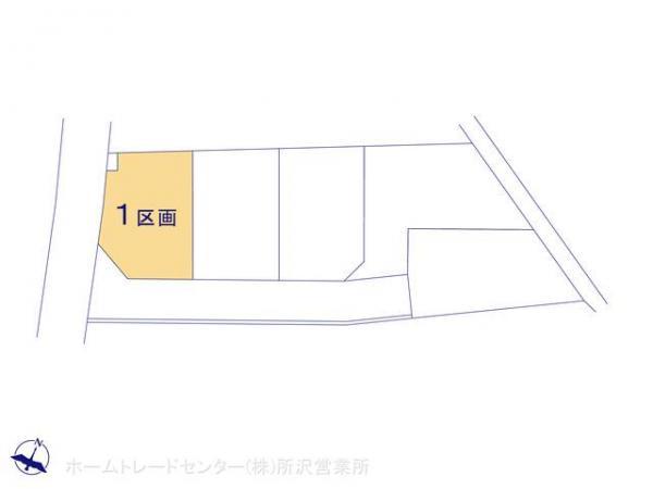 土地 埼玉県入間市大字野田1210-1 西武池袋線仏子駅 1780万円